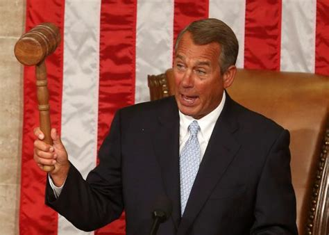 what is speaker of the house john boehner s dhs funding disaster could the house speaker be ousted