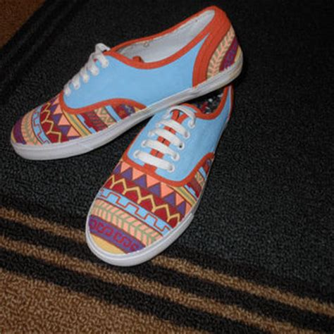 tribal patterned shoes best tribal print shoes products on wanelo