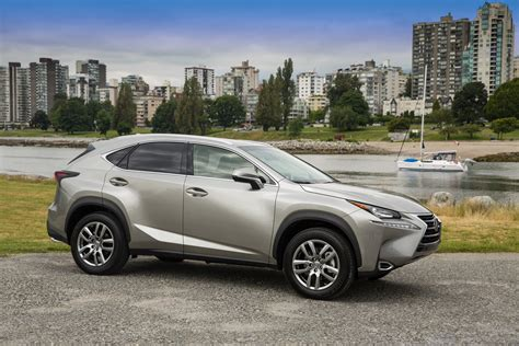 lexus luxury lexus nx luxury crossover offers turbo or hybrid with
