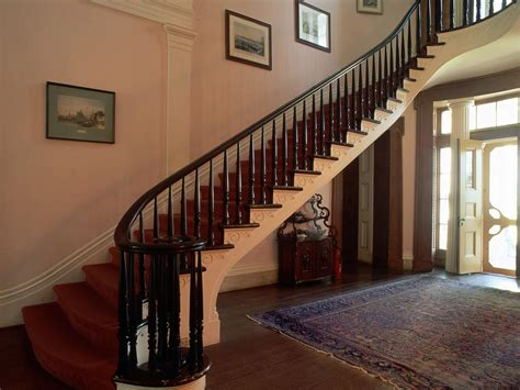 Beautiful Staircase Design Wood Stair Railings Interior Design