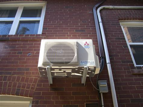 Lines Set by Air Conditioner Line Set Covers In Toronto Gta Ductless