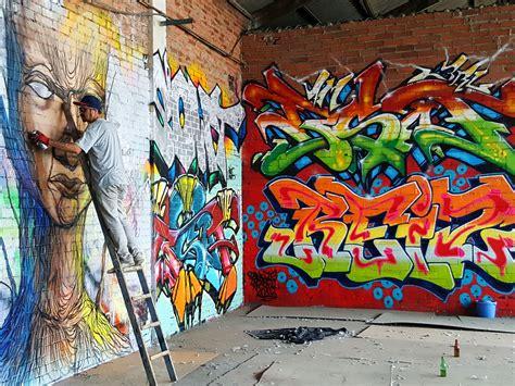 arte en accin 8415053169 arte urbano colectivo de artistas en acci 243 n digerible com