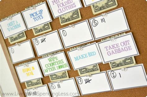 color me mine price list create a chore chart that works for the chore