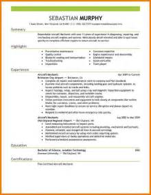 7 mechanic resume assistant cover letter
