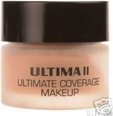Makeup Base Ultima ultima ii ultimate coverage makeup manilla foundation
