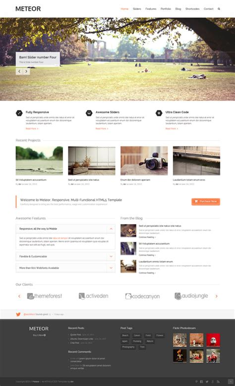 templates blogger css3 one page html5 templates html5 css3 design blog