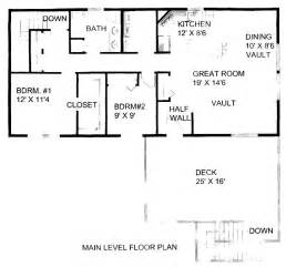 House Plans For 1200 Square Feet 1200 Square Feet House Joy Studio Design Gallery Best