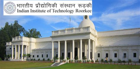 Iit Roorkee Mba Admission 2017 by Iit Roorkee Project Assistant Walk In