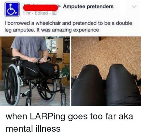 Wheelchair Meme - 25 best memes about leg amputee leg amputee memes