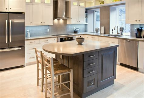 slate grey kitchen cabinets newport oyster madison slate grey maple transitional