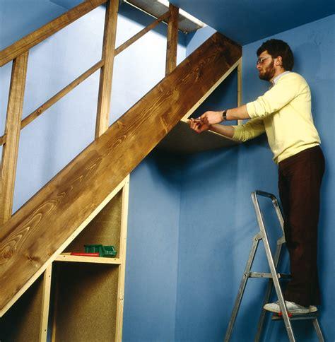Amenager Un Dessous D Escalier by Am 233 Nager Un Dessous D Escalier