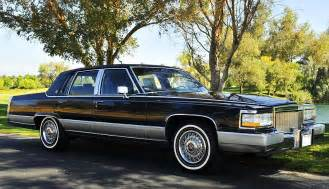 Cadillac Fleetwood 1991 1991 Cadillac Fleetwood Brougham Classic Cars Today