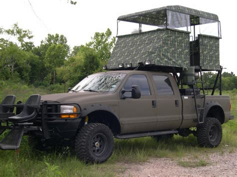 Holy Crap Serious Hunting Truck Ford Bronco Forum