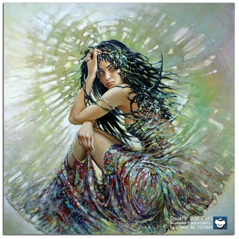 Where Can I Find For Free Aliexpress Buy 5d Diy Painting Dancer Mosaic 5d