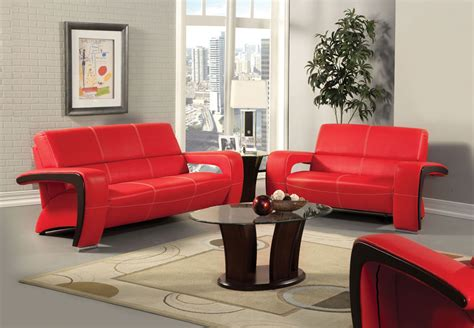 red and black couch set black and red sofa set designs