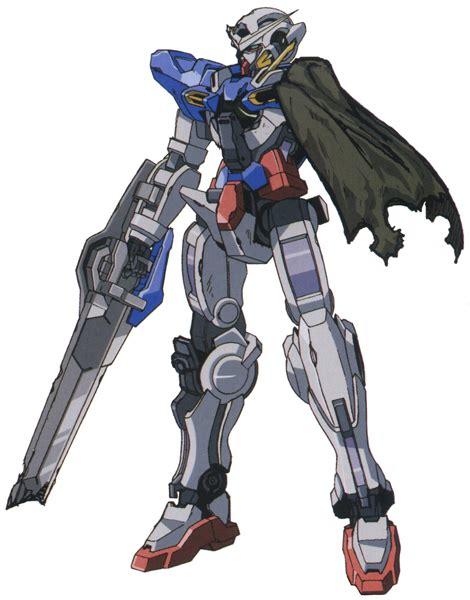 Kaos Anime Gundam 2 Exia gn 001re gundam exia repair the gundam wiki fandom