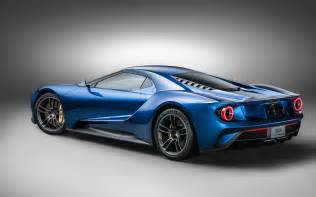2017 ford gt their fastest car picture gallery