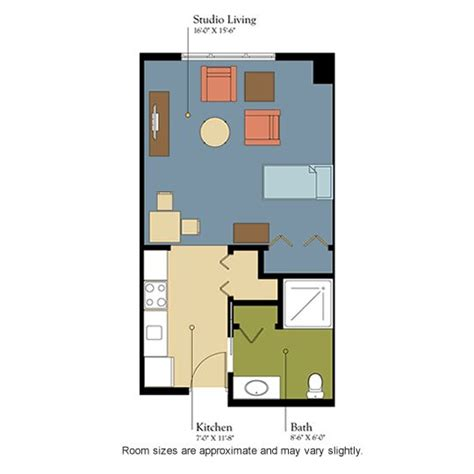 assisted living floor plans google search floor plan 15 best studio apt ideas images on pinterest small