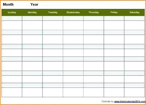 rota calendar template template monthly rota template