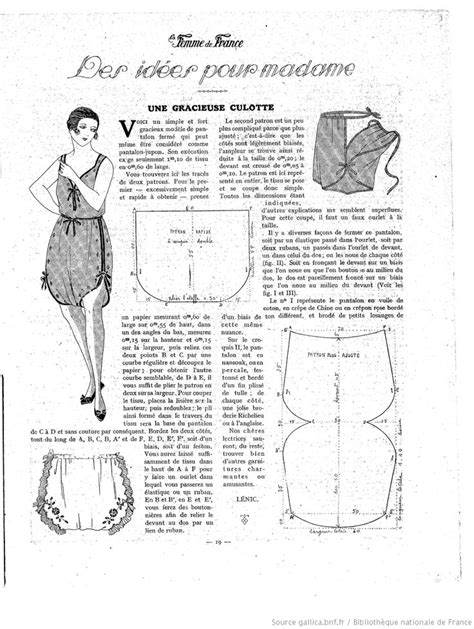 pattern meaning in english la femme de france 1921 10 02 this pattern in english