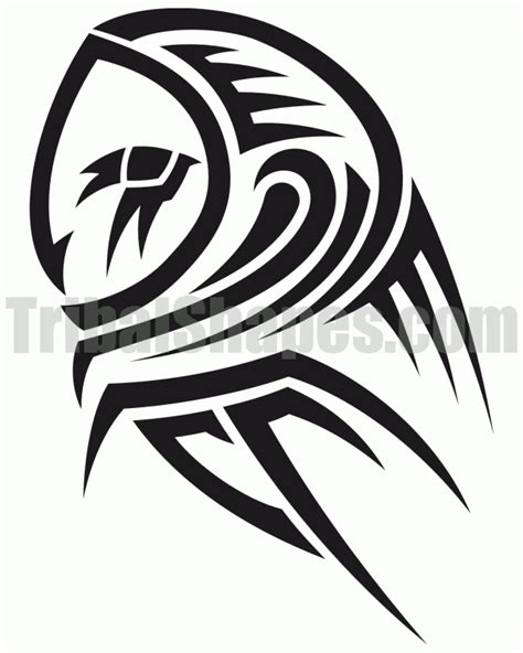 tattoo tribal owl gallery for gt tribal owl tattoo designs tattoo designs