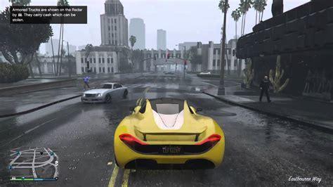 Customized Mclaren P1 by Grand Theft Auto V Progen T20 Customized Aka Mclaren P1
