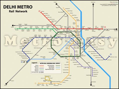 metro map in delhi metro map in pdf map lines route hours