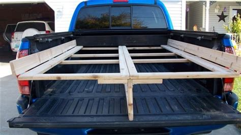 Toyota Tacoma Lumber Rack by Plywood Rack For Toyota Tacoma By Mls