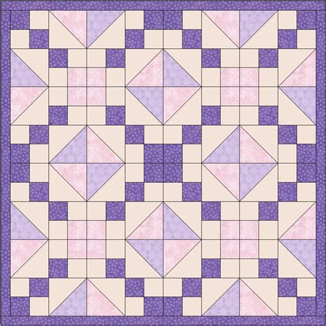 Free Easy Quilt Pattern by Free Easy Charity Quilt Pattern Here