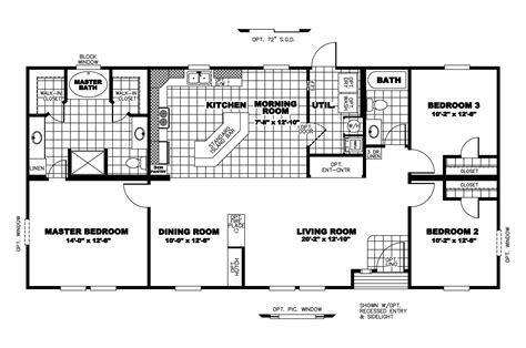 clayton homes floor plans manufactured home floor plan 2009 clayton avondale