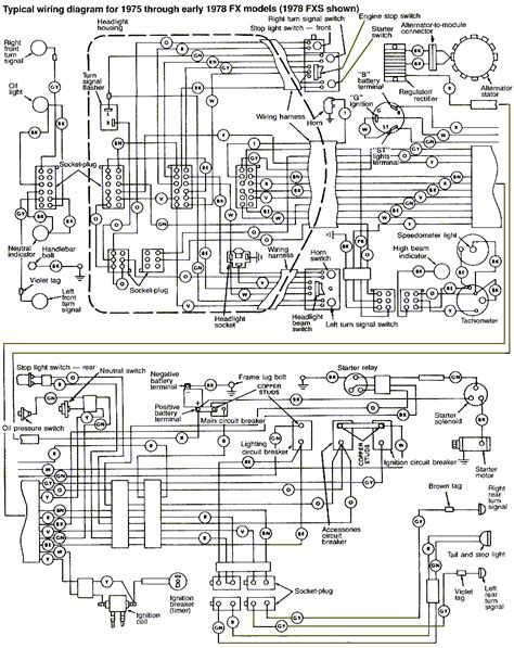 wiring harness harley headlight 31 wiring diagram images