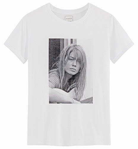 francoise hardy t shirt promod t shirt fran 231 oise hardy boutique fran 231 oise hardy