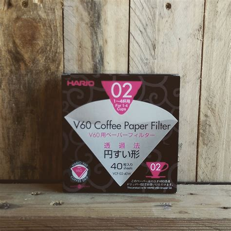 Coffee Filter Paper V60 02 v60 02 filter papers x40 island roasted
