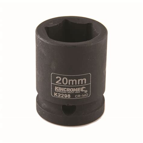 Socket Sq 34 Dr 29 Mm Tjap Mata Eye Brand kincrome 20mm 189 square drive impact socket bunnings warehouse