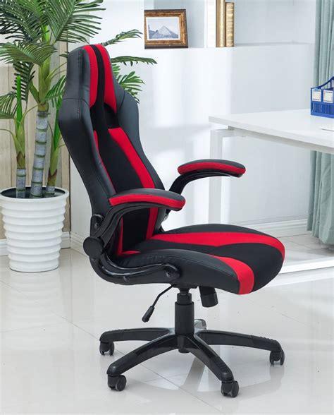 chaise de bureau racing latif chaise de bureau sport fauteuil racing kayelles com