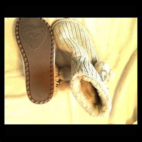 fuzzy slipper booties 63 rocket shoes rocket white fuzzy
