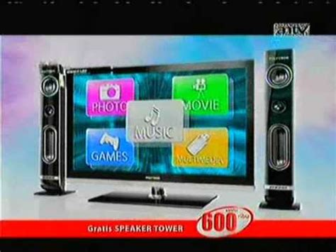 Tv Polytron Cinemax Pro Pld50t555 televisi polytron cinemax iklan