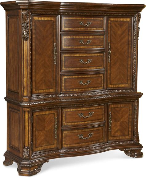 old world bedroom furniture old world estate bedroom set from art 143155 coleman