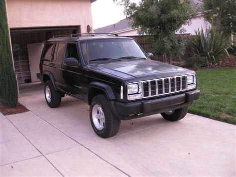 jeep cherokee grill chrome grille bezels for my 1997 cherokee sport xj xj