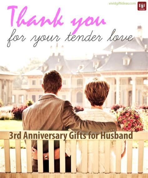 Wedding Anniversary Gift Reddit by 3rd Wedding Anniversary Gift Ideas For Him S