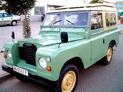 18 best images about land rover santana made in spain on