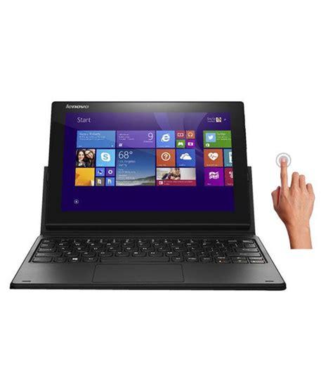 Tablet Lenovo Miix 3 lenovo miix 3 1030 tablet 2 in 1 80hv004sin intel atom 2gb ram 32gb emmc 25 65 cm 10 1
