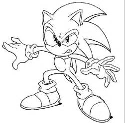 sonic color free coloring pages of sonic color pages