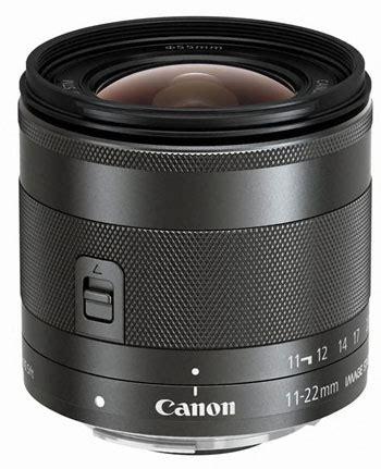 Lensa Canon Ef M 22mm F 2 0 Stm For Eos M M2 M10 M3 M5 M6 mengenal lensa ultra wide pada sistem mirrorless aps c