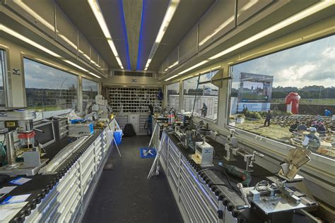 Inside Look In The Chanel Workshops by Tour Workshop Open Days Mizuno Golf Europe