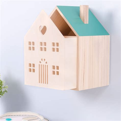 house shape house shaped storage box by thelittleboysroom notonthehighstreet com