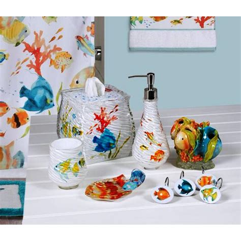 Rainbow Bathroom Accessories Rainbow Bathroom Accessories Best Home Design 2018