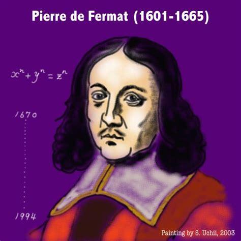 pierre de fermat mactutor history of mathematics fermat