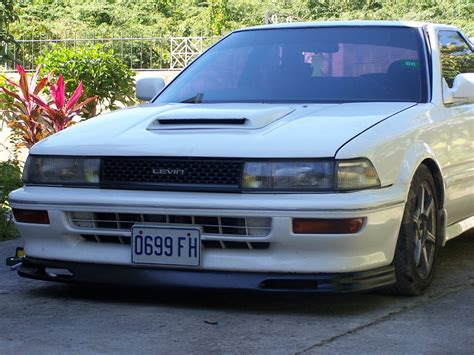 1991 toyota levin davidskyers s 1991 toyota levin in st