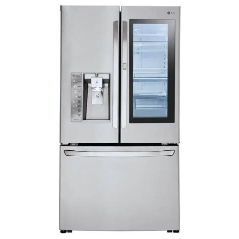 Lg Refrigerator Models Door by Lg Electronics 24 Cu Ft 3 Door Door Refrigerator